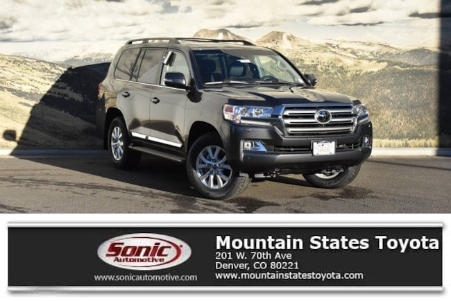 New 2019 Toyota Land Cruiser V8 SUV in Denver