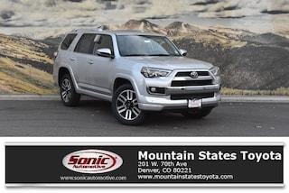 New 2019 Toyota 4Runner Limited SUV in Denver