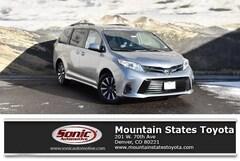 New 2019 Toyota Sienna LE 7 Passenger Van in Denver