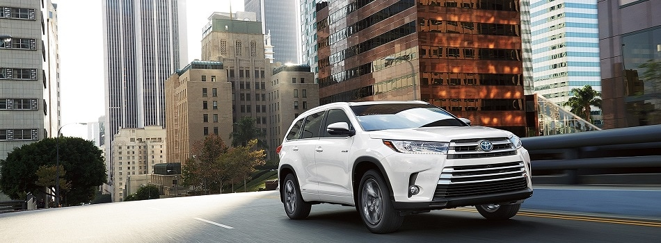 New Highlander Hybrid In Charlotte Town And Country Toyota
