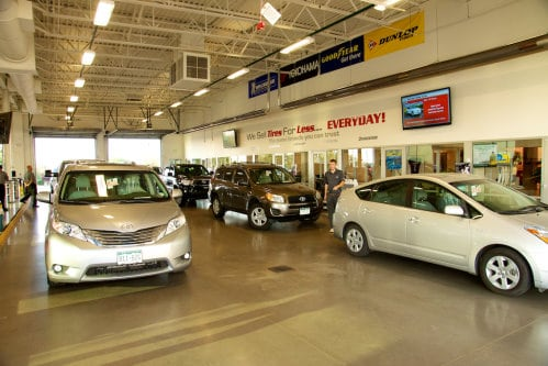 Toyota Dealership Denver >> About Our Toyota Dealership In Denver Co Mountain States Toyota