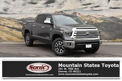 New 2019 Toyota Tundra Limited 5.7L V8 Truck CrewMax for sale in Denver