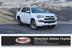 New 2019 Toyota 4Runner Limited SUV for sale in Denver