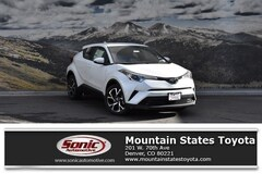New 2019 Toyota C-HR XLE SUV in Denver