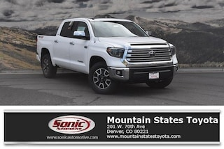 New 2019 Toyota Tundra Limited 5.7L V8 Truck CrewMax in Denver