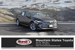 New 2019 Toyota Avalon Hybrid XLE Sedan in Denver