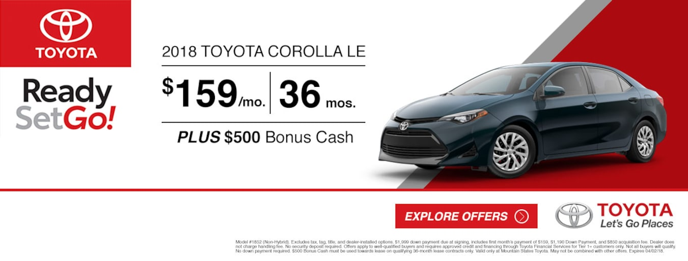 Mountain States Toyota | New & Used Car Dealer in Denver, CO
