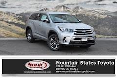 New 2019 Toyota Highlander Hybrid Limited Platinum V6 SUV in Denver