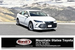 New 2019 Toyota Avalon XLE Sedan in Denver