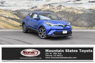 New 2019 Toyota C-HR Limited SUV in Denver