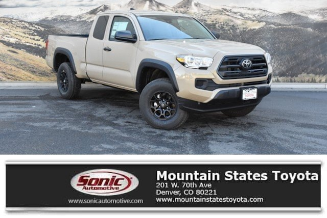 New Toyota Tacoma Trucks in Denver, CO | Mountain States Toyota