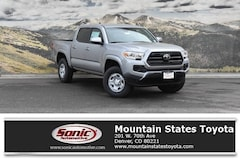 New 2019 Toyota Tacoma SR V6 Truck Double Cab in Denver