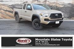 New 2019 Toyota Tacoma SR V6 Truck Access Cab in Denver