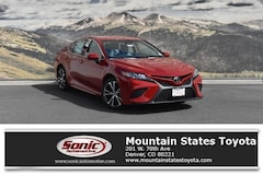 New 2019 Toyota Camry LE Sedan for sale in Denver