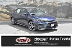New 2020 Toyota Corolla SE Sedan for sale in Denver