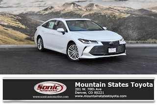 New 2019 Toyota Avalon Limited Sedan in Denver