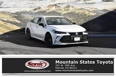 New 2019 Toyota Avalon Hybrid XSE Sedan in Denver