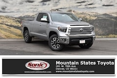 New 2019 Toyota Tundra Limited 5.7L V8 Truck Double Cab in Denver