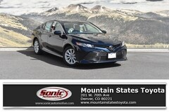 New 2019 Toyota Camry LE Sedan for sale in Denver