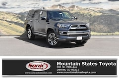New 2018 Toyota 4Runner Limited SUV in Denver