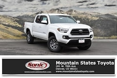 New 2019 Toyota Tacoma SR5 V6 Truck Double Cab in Denver