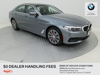 New 2019 BMW 530i xDrive Sedan for sale in Denver, CO