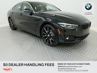 New 2019 BMW 430i xDrive Gran Coupe for sale in Denver, CO