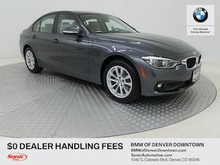 New 2018 BMW 320i xDrive Sedan for sale in Denver, CO