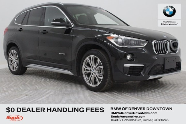 Used 2017 BMW X1 xDrive28i SAV for sale in Denver, CO