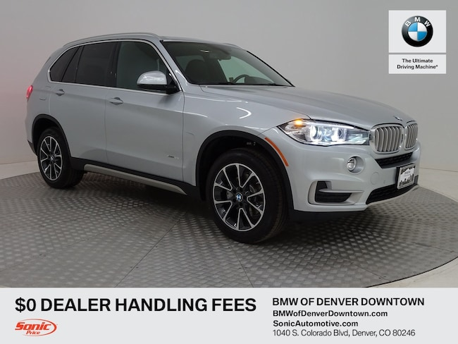 Used 2018 BMW X5 xDrive35i SAV for sale in Denver, CO