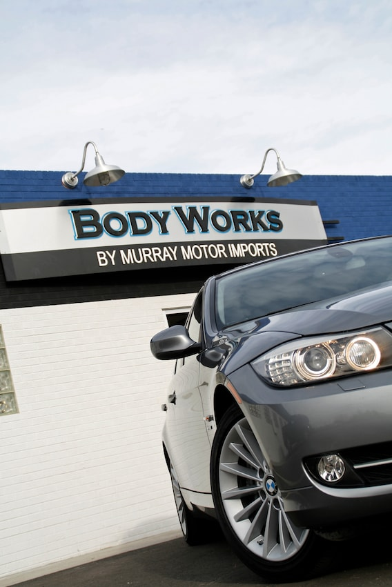 Bmw Of Murray >> Bodyworks By Murray Motor Imports Denver S Bmw Certified