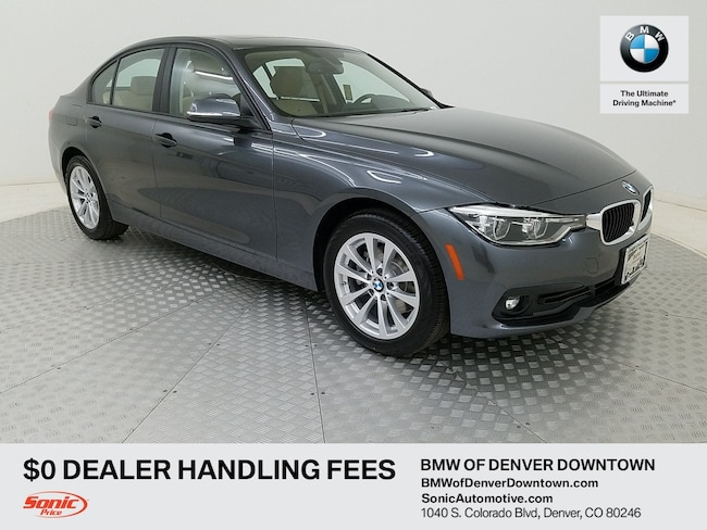 Used 2018 BMW 320i xDrive Sedan for sale in Denver, CO