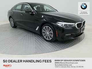 New 2018 BMW 530i xDrive Sedan for sale in Denver, CO