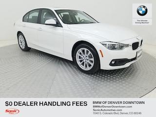Used 2018 BMW 320i xDrive Sedan for sale in Denver, CO