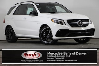 New 2019 Mercedes-Benz AMG GLE 63 4MATIC SUV for sale in Denver, CO