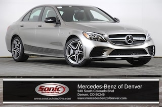 New 2019 Mercedes-Benz AMG C 43 4MATIC Sedan for sale in Denver, CO