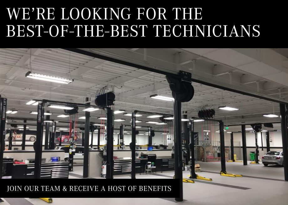 Join our team & receive a host of benefits