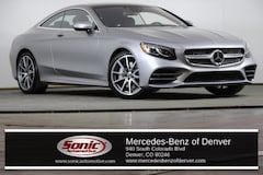 New 2018 Mercedes-Benz S-Class 4MATIC Coupe for sale in Denver