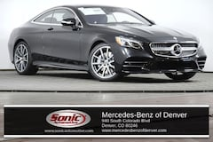 New 2019 Mercedes-Benz S-Class S 560 4MATIC Coupe for sale in Denver