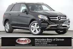 New 2019 Mercedes-Benz GLE 400 4MATIC SUV for sale in Denver