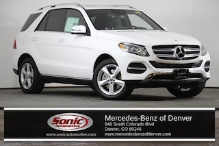New 2019 Mercedes-Benz GLE 400 4MATIC SUV in Denver
