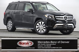 New 2019 Mercedes-Benz GLS 450 4MATIC SUV in Denver