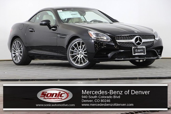 New 2019 Mercedes-Benz SLC 300 Roadster for sale in Denver, CO