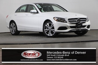 New 2018 Mercedes-Benz C-Class C 300 4MATIC Sedan in Denver