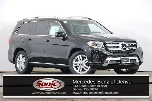 New 2019 Mercedes-Benz GLS 450 4MATIC SUV for sale in Denver, CO