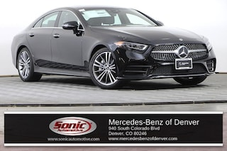 New 2019 Mercedes-Benz CLS 450 4MATIC Coupe in Denver