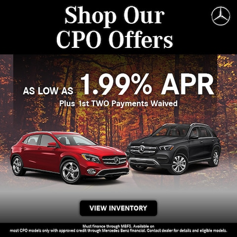 Shop Our CPO Offers