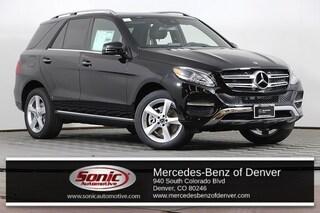 New 2019 Mercedes-Benz GLE 400 4MATIC SUV in Denver