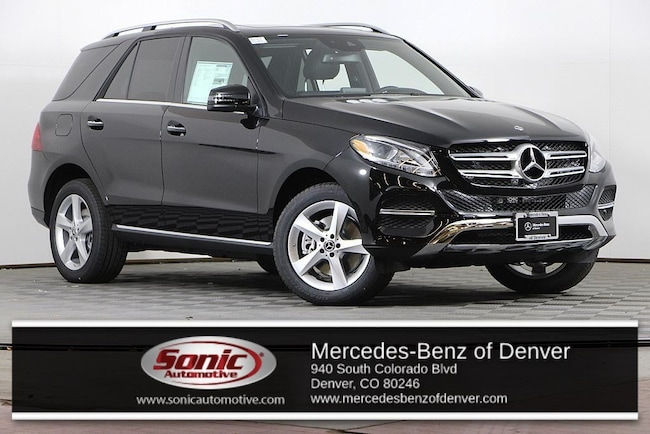 New 2019 Mercedes-Benz GLE 400 4MATIC SUV for sale in Denver, CO