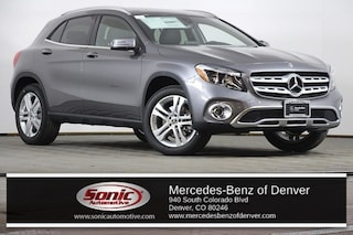 New 2019 Mercedes-Benz GLA 250 4MATIC SUV in Denver